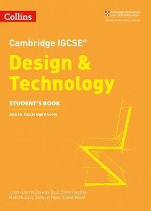 Cambridge International Examinations - Cambridge IGCSE Design and Technology Student Book 2nd Edition | Zookal Textbooks | Zookal Textbooks