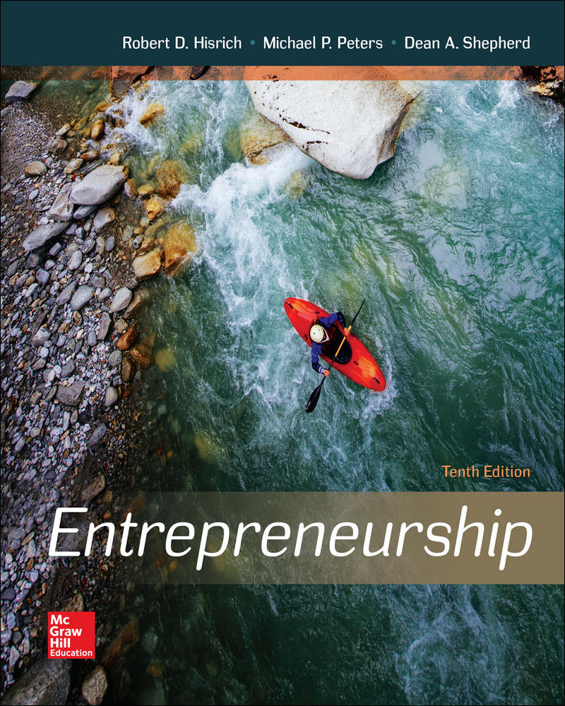 Entrepreneurship | Zookal Textbooks | Zookal Textbooks