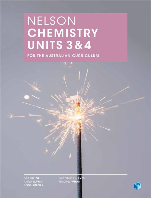 Nelson Chemistry Units 3 & 4 for the Australian Curriculum (Student  Book with 4 Access Codes) | Zookal Textbooks | Zookal Textbooks