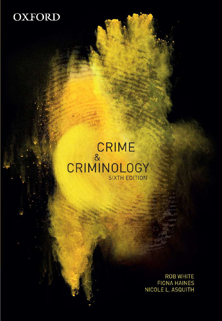 Crime & Criminology | Zookal Textbooks | Zookal Textbooks