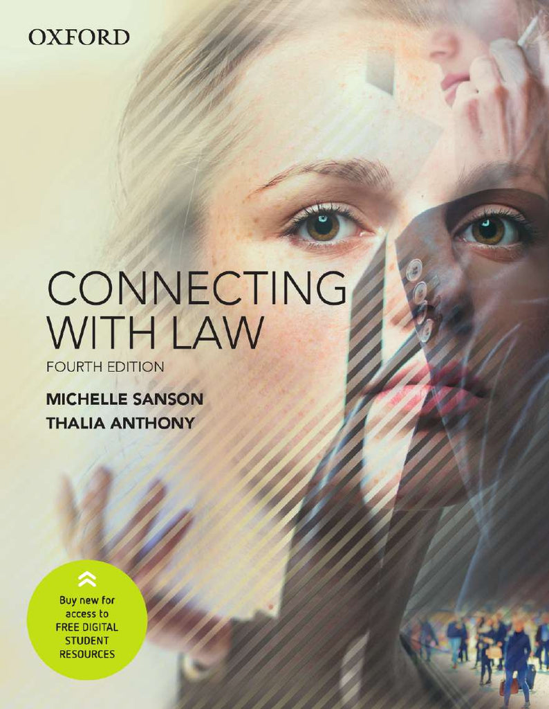 Connecting with Law | Zookal Textbooks | Zookal Textbooks