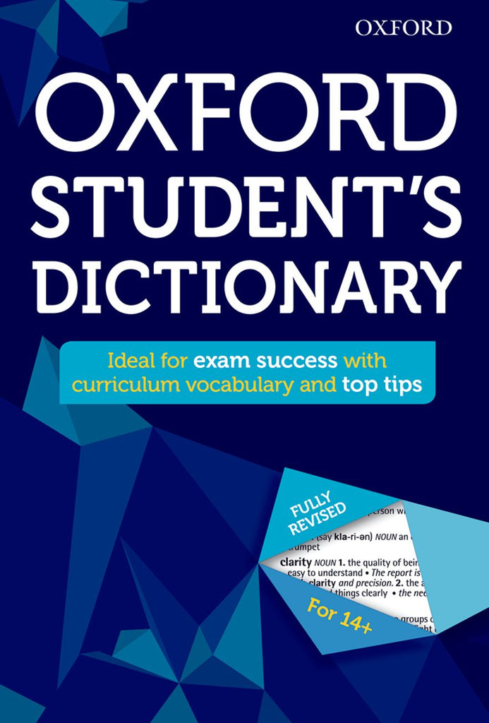 Oxford Student's Dictionary | Zookal Textbooks | Zookal Textbooks