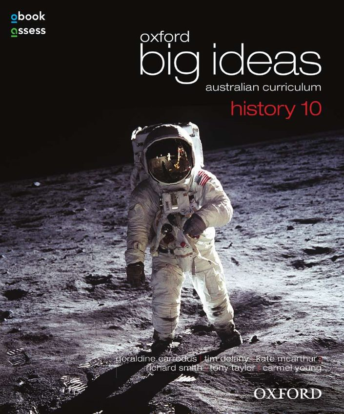 Oxford Big Ideas History 10 Australian Curriculum Student book + obook assess | Zookal Textbooks | Zookal Textbooks