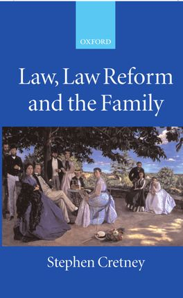 Law, Law Reform and the Family | Zookal Textbooks | Zookal Textbooks