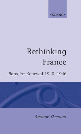 Rethinking France | Zookal Textbooks | Zookal Textbooks