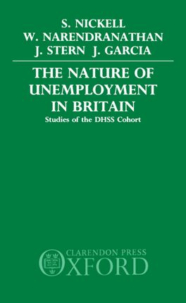 The Nature of Unemployment in Britain | Zookal Textbooks | Zookal Textbooks