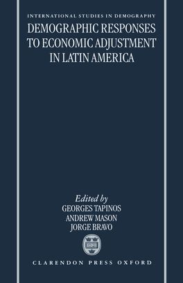 Demographic Responses to Economic Adjustment in Latin America | Zookal Textbooks | Zookal Textbooks