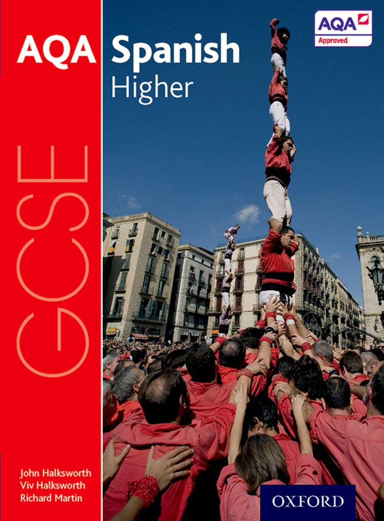 AQA GCSE Spanish for 2016: Higher Student Book | Zookal Textbooks | Zookal Textbooks