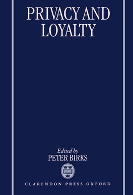 Privacy and Loyalty | Zookal Textbooks | Zookal Textbooks
