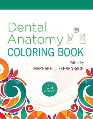 Dental Anatomy Coloring Book 3e | Zookal Textbooks | Zookal Textbooks