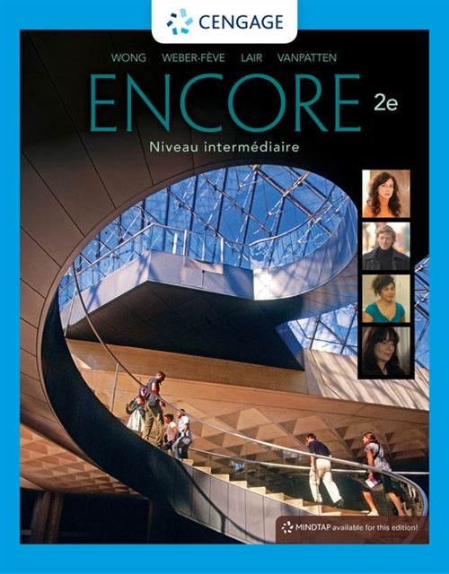 Encore Intermediate French, Student Edition : Niveau intermediaire | Zookal Textbooks | Zookal Textbooks