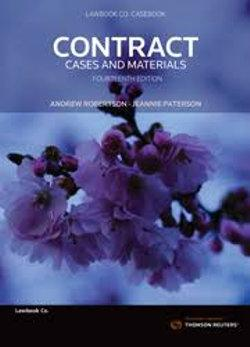 Contract: Cases & Materials 14e | Zookal Textbooks