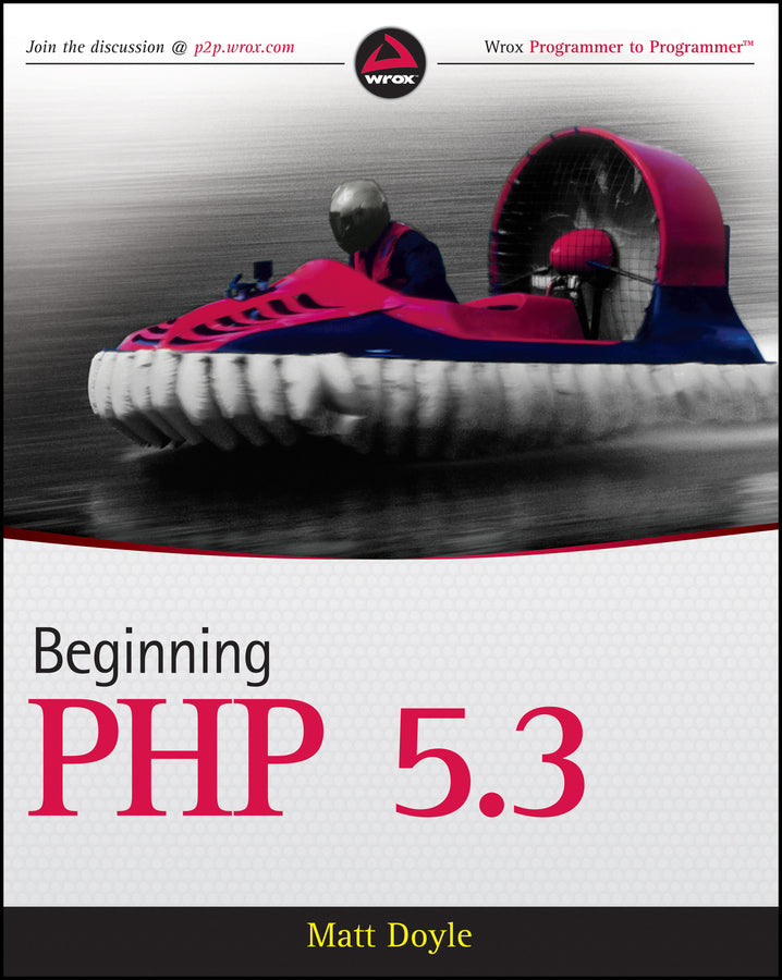 Beginning PHP 5.3 | Zookal Textbooks | Zookal Textbooks