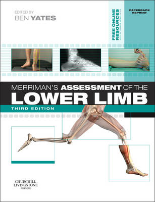 Merriman's Assessment of the Lower Limb 3e | Zookal Textbooks | Zookal Textbooks