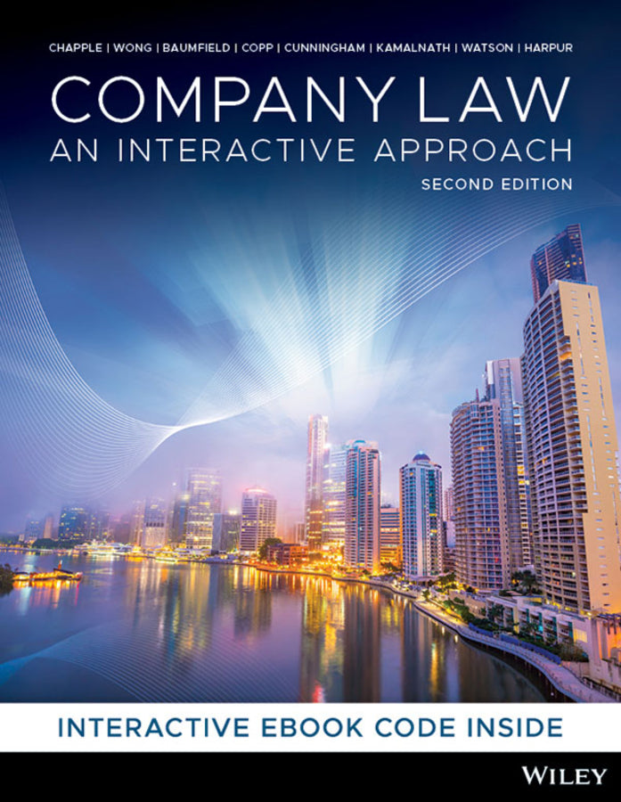 Company Law | Zookal Textbooks | Zookal Textbooks