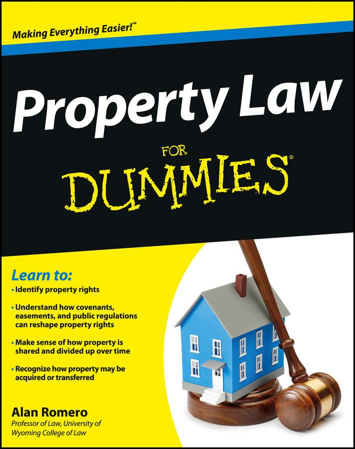 Property Law For Dummies | Zookal Textbooks | Zookal Textbooks