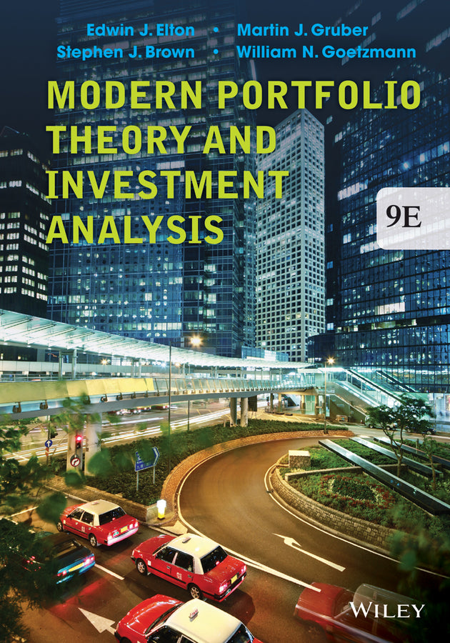 Modern Portfolio Theory and Investment Analysis | Zookal Textbooks | Zookal Textbooks