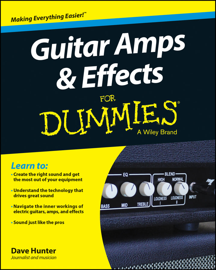 Guitar Amps & Effects For Dummies | Zookal Textbooks | Zookal Textbooks