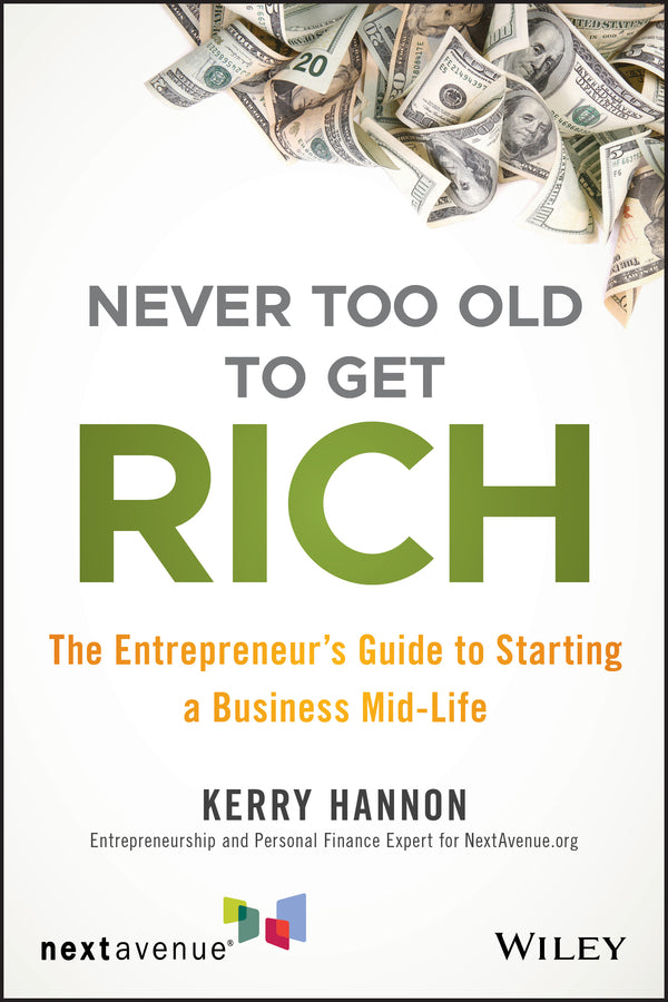 Never Too Old to Get Rich | Zookal Textbooks | Zookal Textbooks