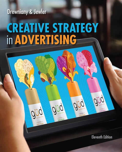 Creative Strategy in Advertising | Zookal Textbooks | Zookal Textbooks