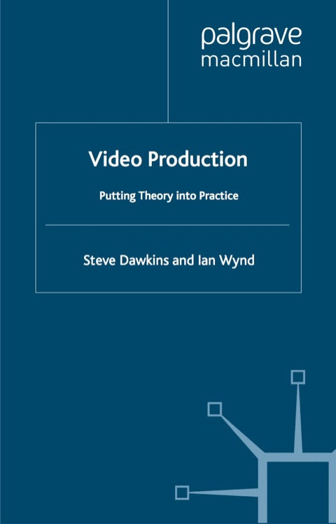 Video Production | Zookal Textbooks | Zookal Textbooks