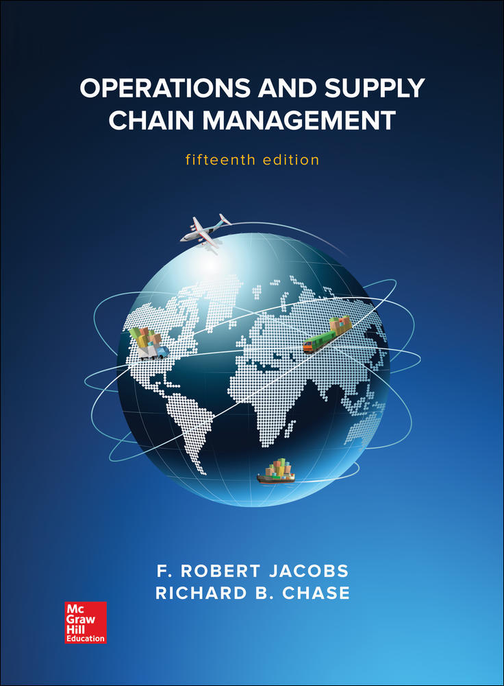 Operations and Supply Chain Management | Zookal Textbooks | Zookal Textbooks