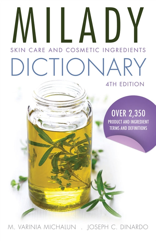 Skin Care and Cosmetic Ingredients Dictionary | Zookal Textbooks | Zookal Textbooks
