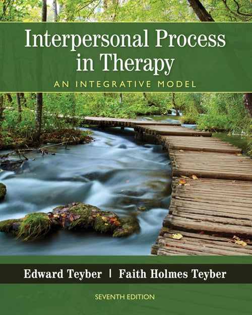 Interpersonal Process in Therapy : An Integrative Model | Zookal Textbooks | Zookal Textbooks