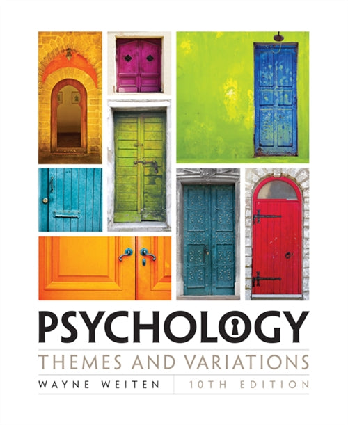 Psychology : Themes and Variations | Zookal Textbooks | Zookal Textbooks