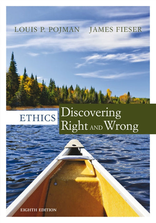 Ethics : Discovering Right and Wrong | Zookal Textbooks | Zookal Textbooks