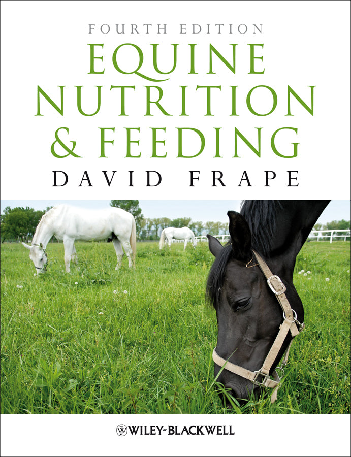 Equine Nutrition and Feeding | Zookal Textbooks | Zookal Textbooks