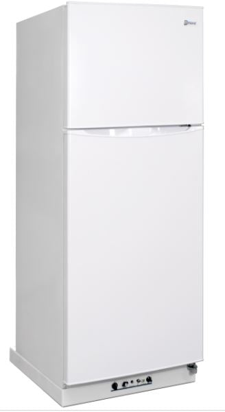 Diamond 14 Cu. Ft. Quest Classic Propane Refrigerator White