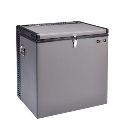 Unique 2.2 Cubic Foot Propane Freezer Grey