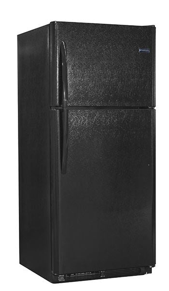 Diamond Homesteader 19 CU. FT. Gas Refrigerator Black