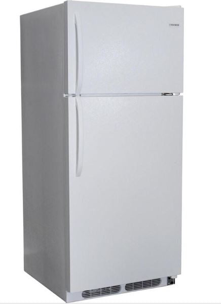Diamond 17 Cu. Ft. Supreme Propane Refrigerator White