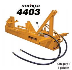 Stryker 4403 Log Splitter