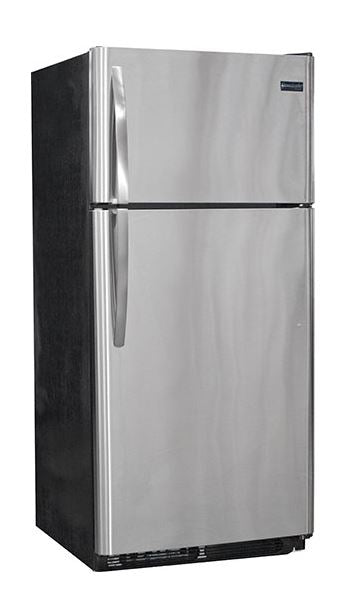 Diamond Homesteader 19 CU. FT. Gas Refrigerator Stainless