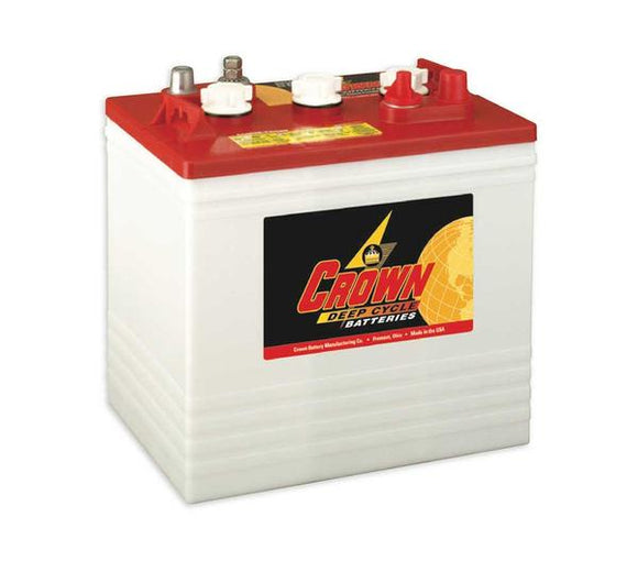 Crown 6 Volt - 235 Amp Hour