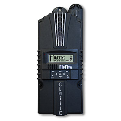 MidNite Solar - Classic 200 Mppt Charge Control - 63-79A, 12-72V