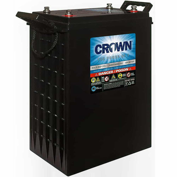 Crown L-16 - 2 Volt - 1,200 Amp Hour