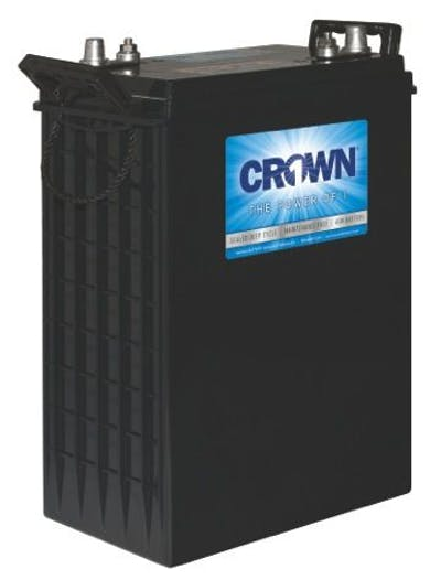 CROWN AGM 6 Volt -  390 Amp Hours