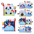 Multifunctional Infant Book Toy