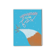 Load image into Gallery viewer, Foxy Birthday