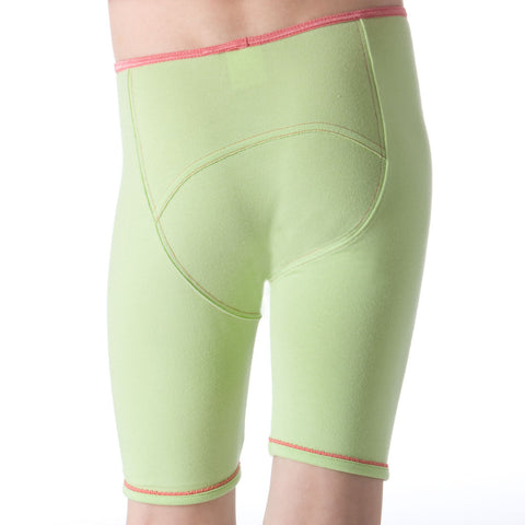 BikerBocker Underwear - Lime