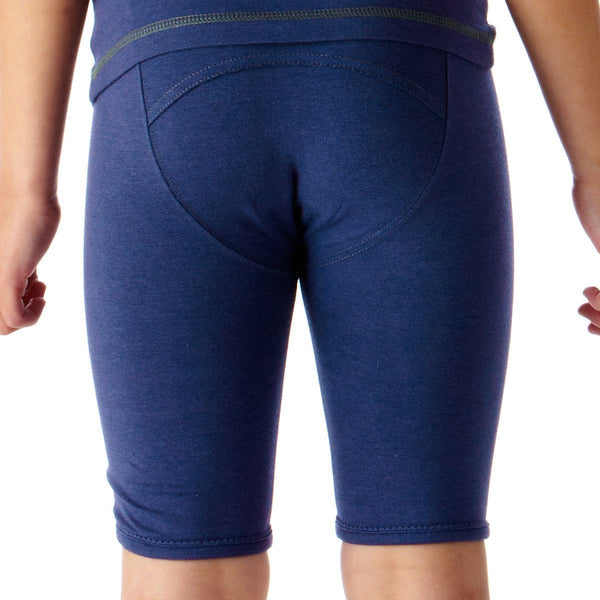 BikerBocker Underwear - Navy Blue