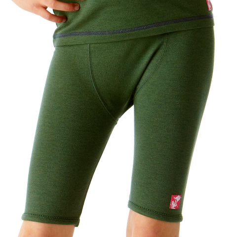 BikerBocker Underwear - Ivy League Green