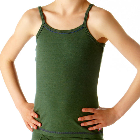 Camisole - Ivy League Green