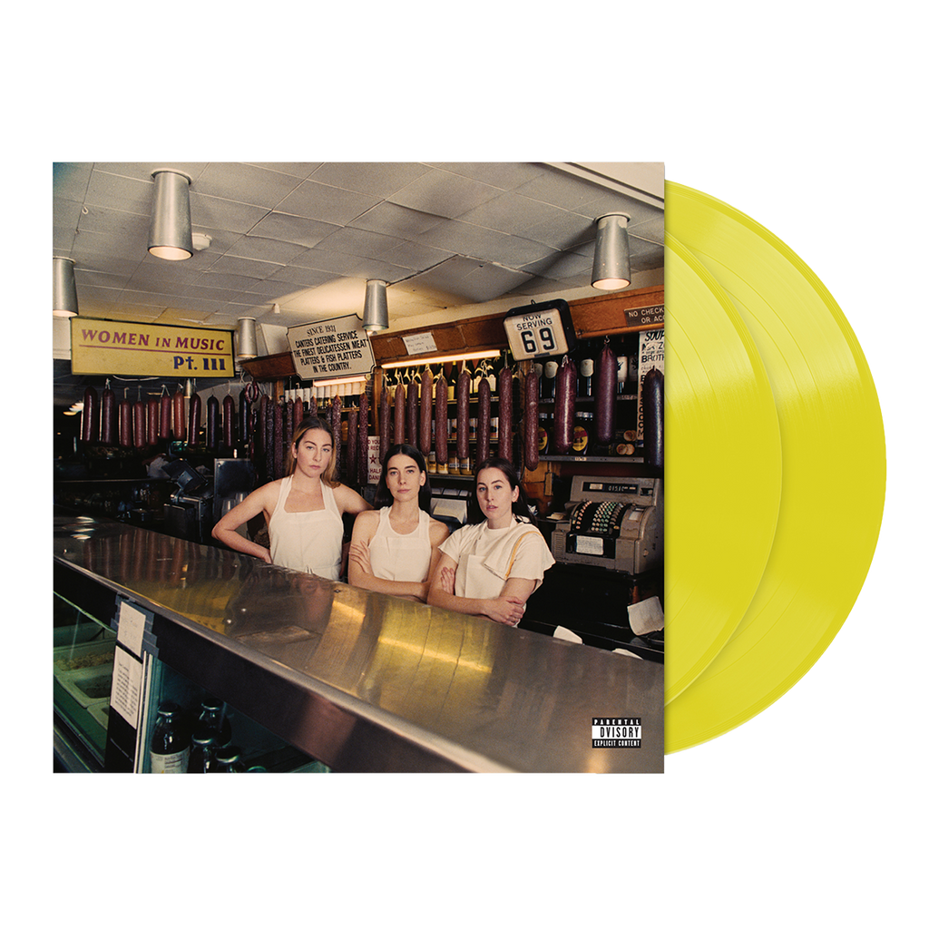Women in Music Pt. III Yellow Vinyl