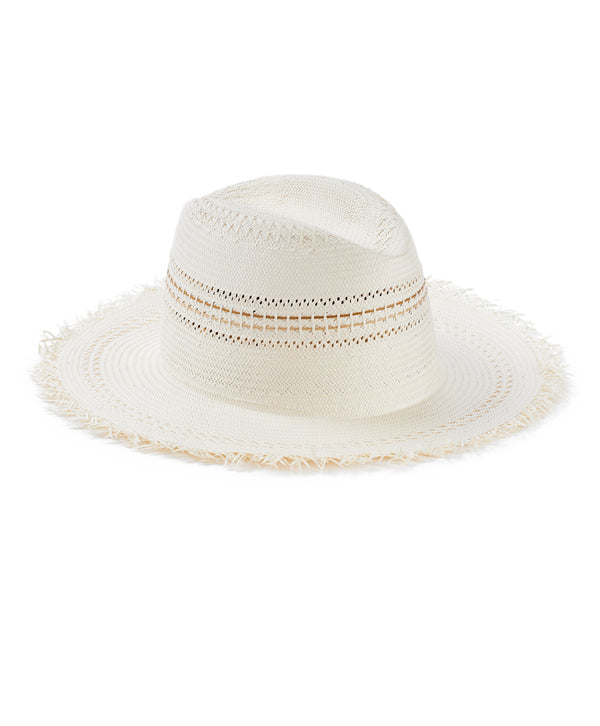 White Esme Hat
