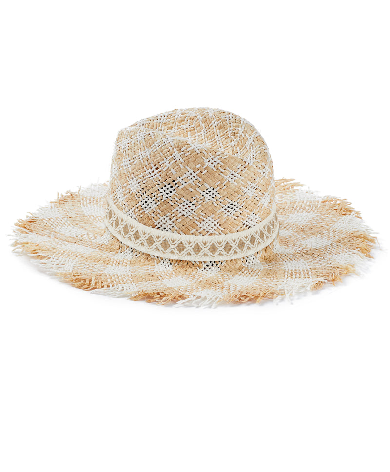 White Jazzy Hat
